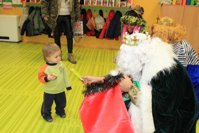 Vienen los Reyes Magos