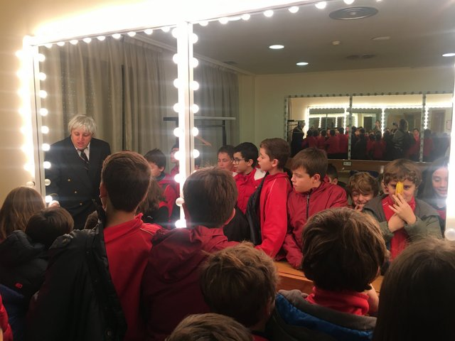 Visita al Teatro Liceo