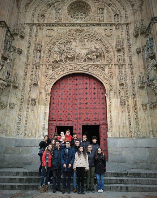 Por las Catedrales de Salamanca