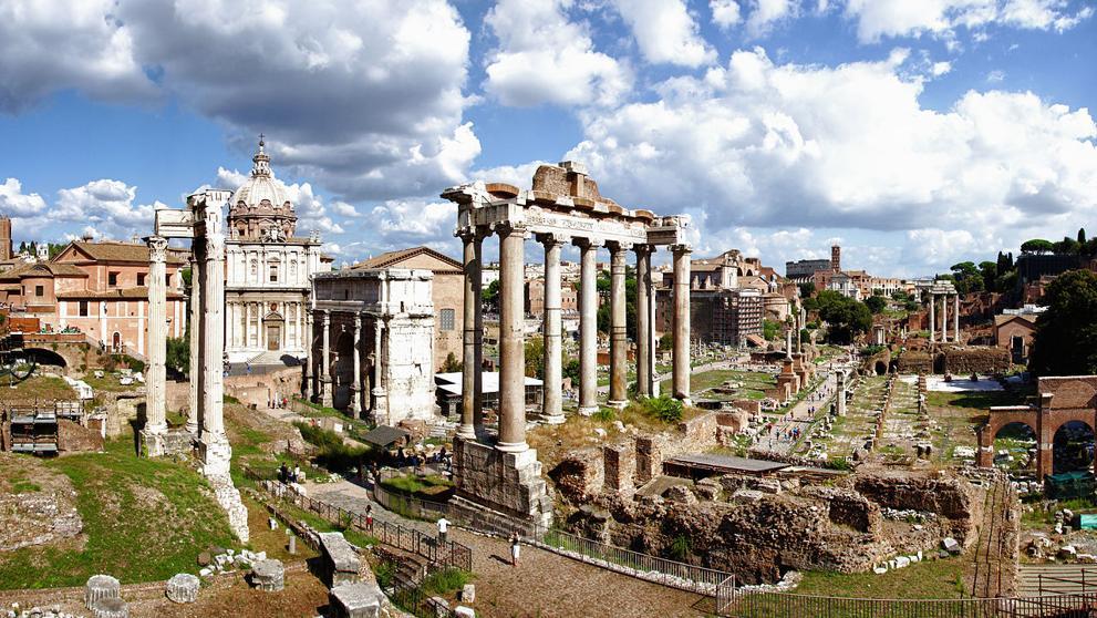 La cocina de la Antigua Roma
