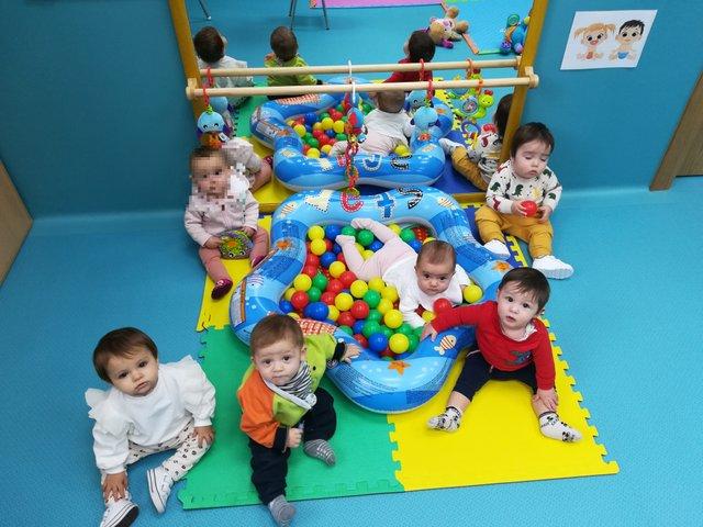 Centro Infantil 0 años