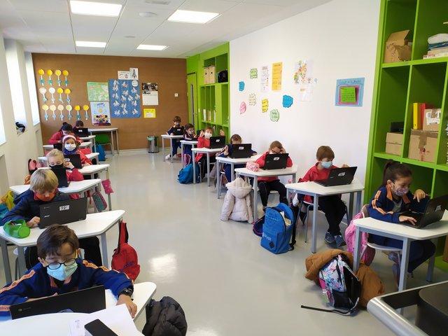 Nuevas metodologías en primaria
