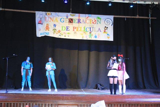"""Pregón """"Una generación de película"""""""