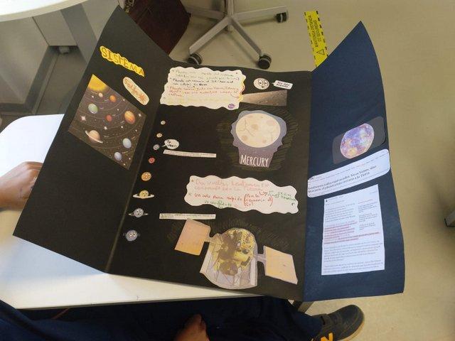Proyectos de Ciencias.
