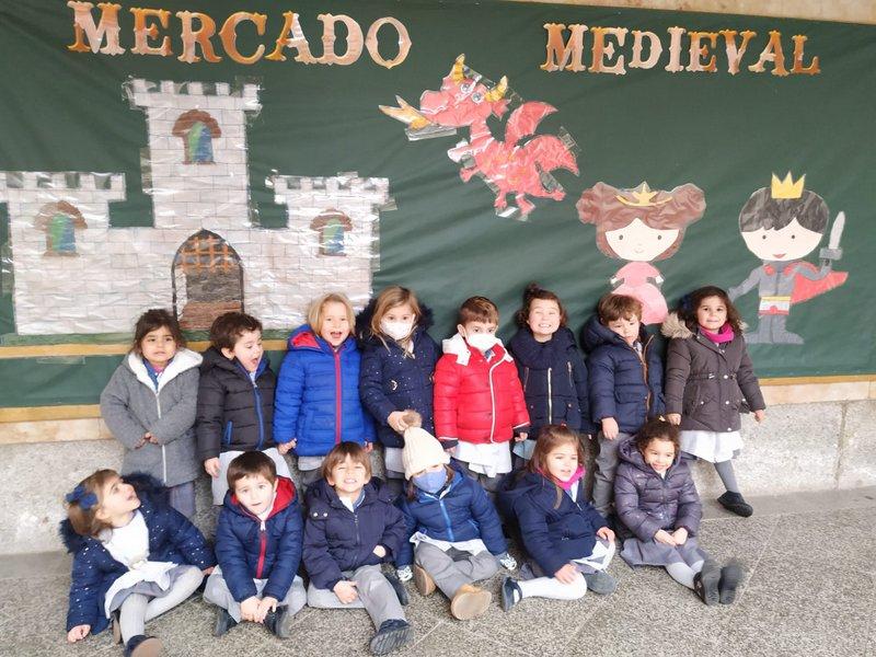 El mercado medieval