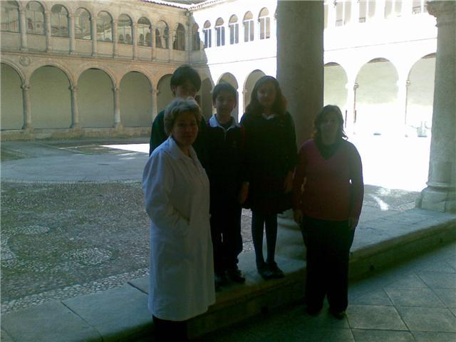 Alumnos Colegio Calasanz concurso que es un rey para mi